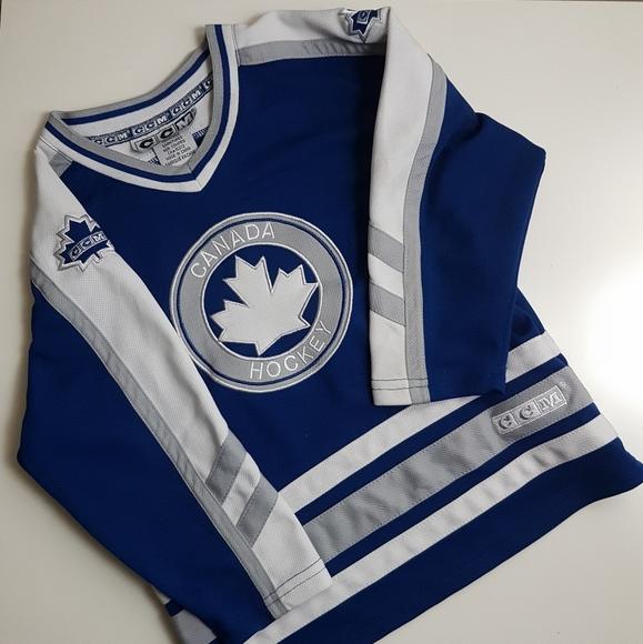 CCM Canada Hockey Jersey